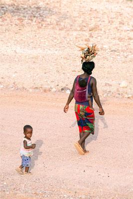 Scènes de vie 62 - Namibie