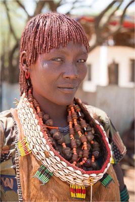 Portraits Là-bas 106 - Ethiopie