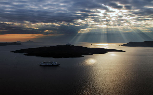 Paysages 22 - Santorin