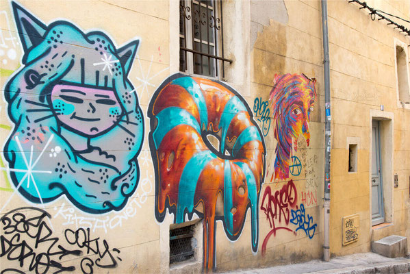 Street art Marseille 28