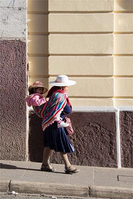 Scènes de vie 103 - Bolivie