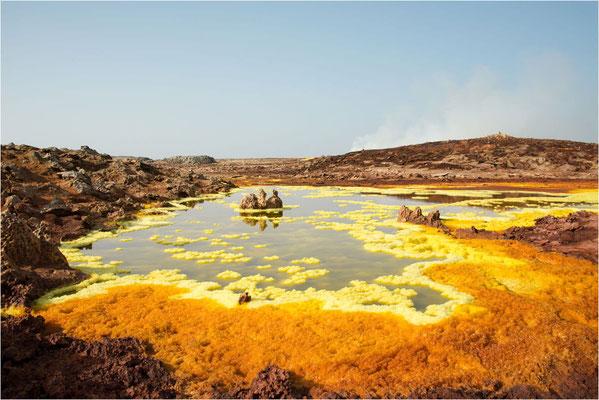 ETHIOPIE - Dépression du Danakil- Dallol 11