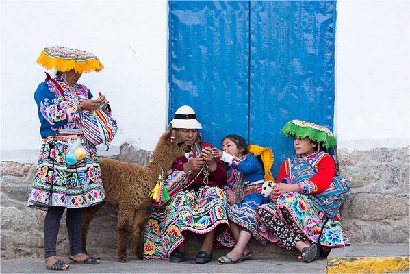 Scènes de vie 75 - Pérou