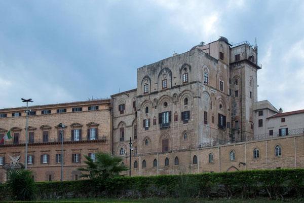 Palerme 28 - Palais des Normands