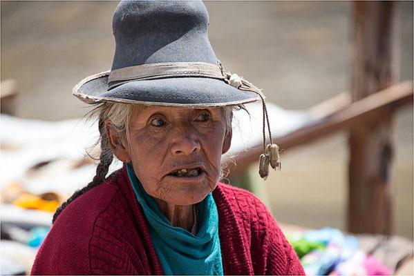 Portraits Là-bas 91 - Pérou