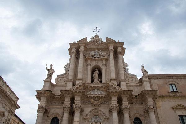 Siracuse 04 - Piazza del Duomo - Duomo