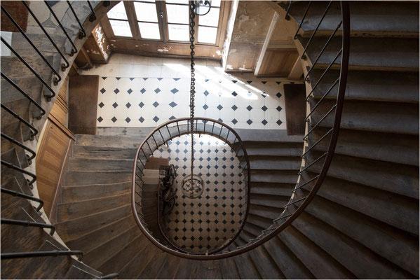 Architecture/Graphisme 78 - Paris -Passage Vivienne