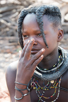Portraits Là-bas 83 - Namibie