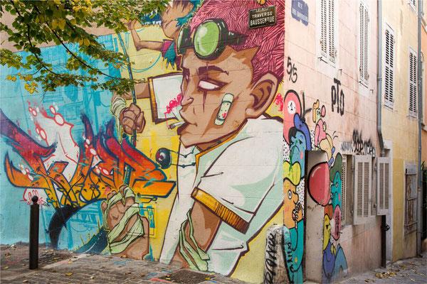 Street art Marseille 23