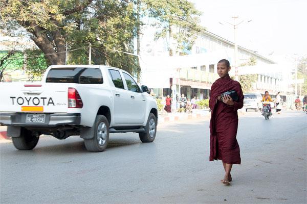 Scènes de vie 51 - Birmanie