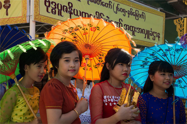 Noviciat 11 - Yangon - Pagode Shwedagon