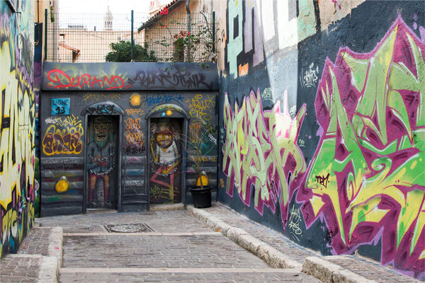 Street art Marseille 21