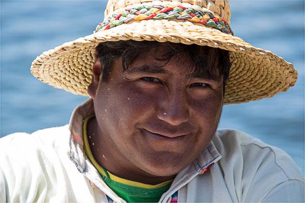 Portraits Là-bas 98 - Pérou
