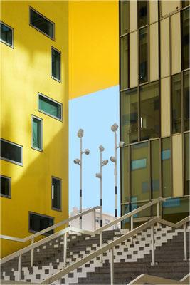 Architecture/Graphisme 67 - Cité Gruner St Etienne - Architecte Manuelle Gautrand