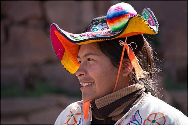 Portraits Là-bas 95 - Pérou