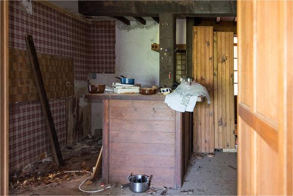 Auberge cévenole 04 - Espace privatif - Cuisine