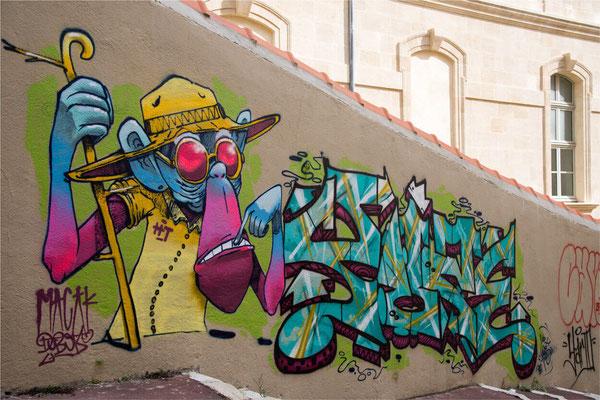 Street art Marseille 02