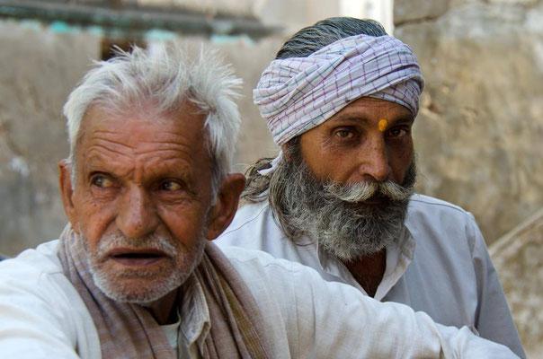 Portraits Là-bas 38 - Rajasthan