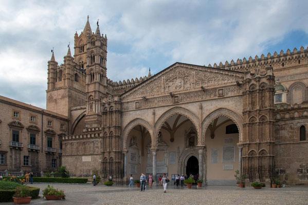 Palerme 21 - Piazza Sett'Angeli - Cathédrale