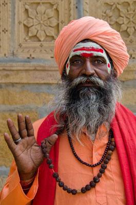 Portraits Là-bas 36 - Rajasthan