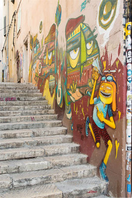 Street art Marseille 39
