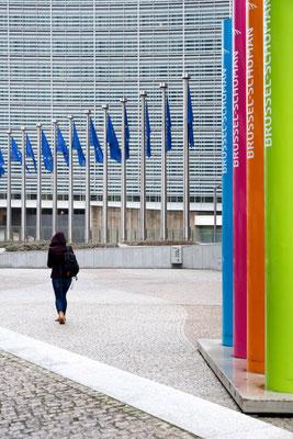 Scènes de vie 43 - Bruxelles