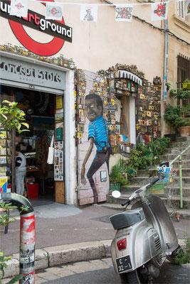 Street art Marseille 38