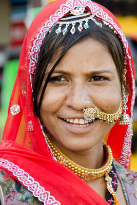Portraits Là-bas 39 - Rajasthan
