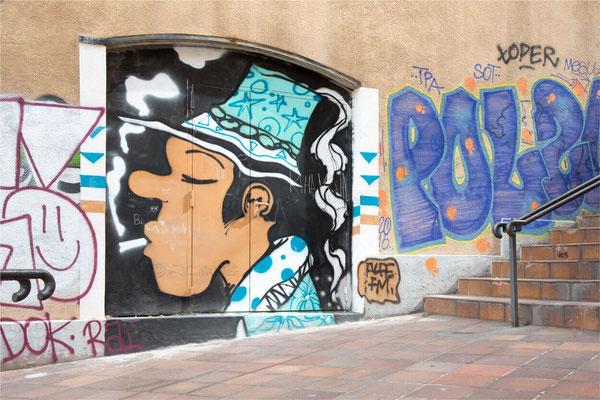 Street art Marseille 10
