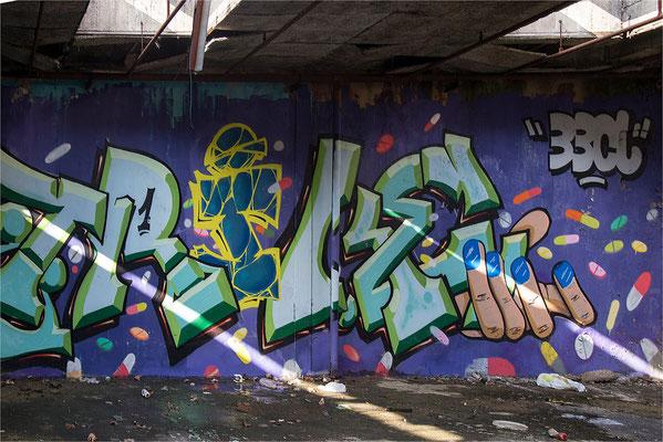 Urbex - Vienne 23