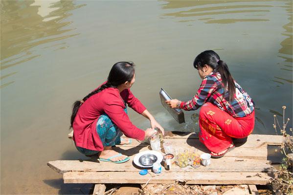 Scènes de vie 58 - Birmanie