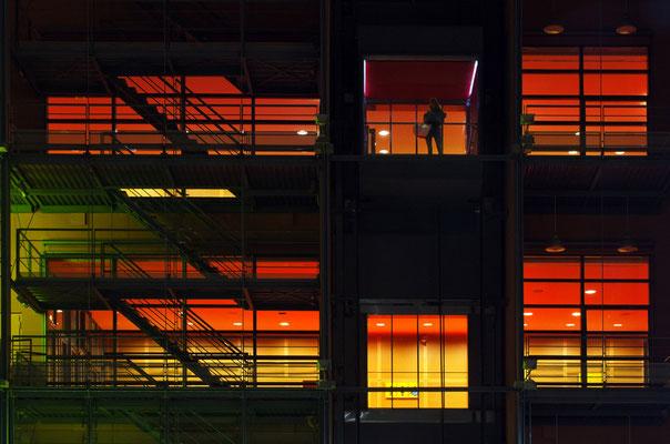 La nuit 17 - Lyon