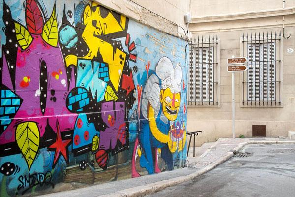 Street art Marseille 01