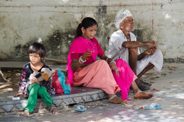 Scènes de vie 22 - Rajasthan