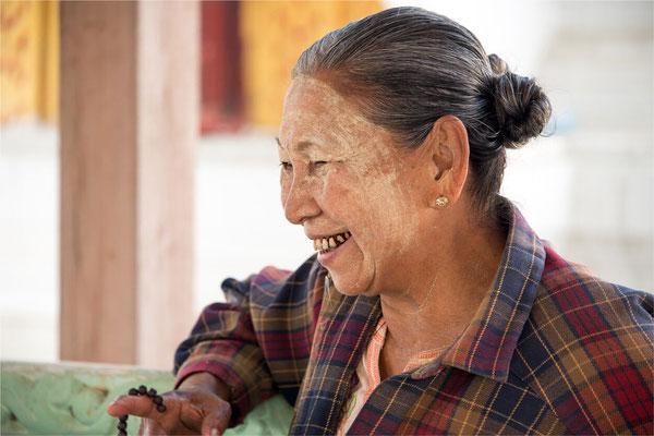 Sagaing - Pagode Shwe Kyet Kya 04