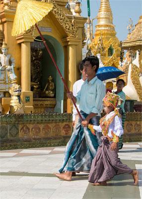 Noviciat 04 - Yangon - Pagode Shwedagon