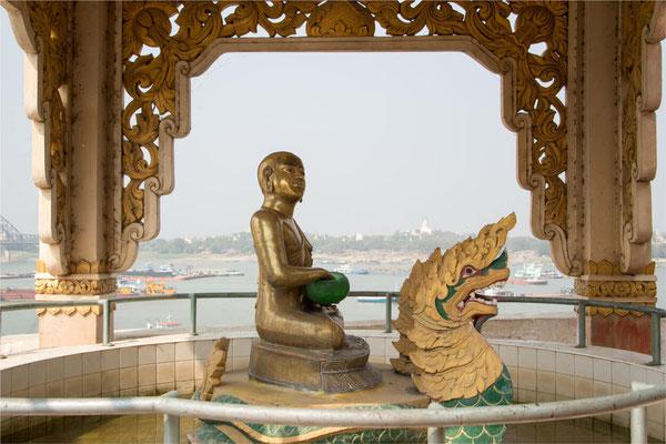 Sagaing - Pagode Shwe Kyet Kya 06