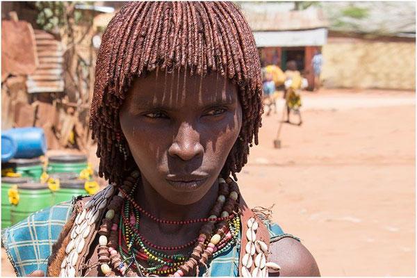 Portraits Là-bas 107 - Ethiopie