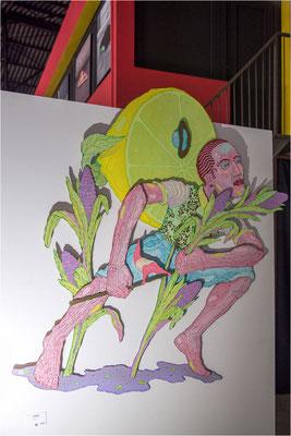 Peinture fraîche festival 20