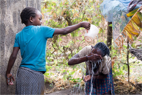 Scènes de vie 105 - Ethiopie