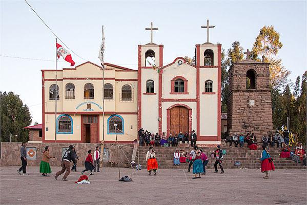 Scènes de vie 85 - Pérou