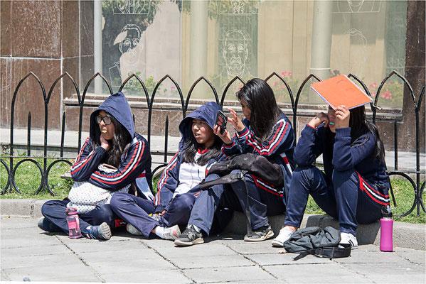 Scènes de vie 92 - Bolivie