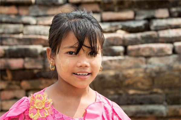 Portraits Là-bas 63 - Birmanie