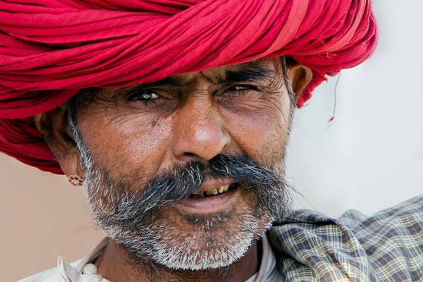 Portraits Là-bas 45 - Rajasthan