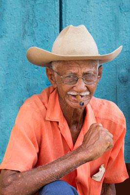 Portraits Là-bas 55 - Cuba