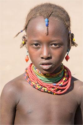 Portraits Là-bas 104 - Ethiopie