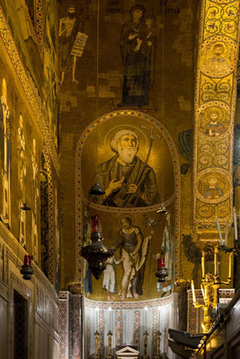 Palerme 35 - Chapelle Palatine