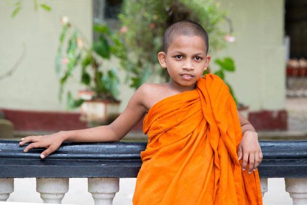 Portraits Là-bas 53 - Sri Lanka
