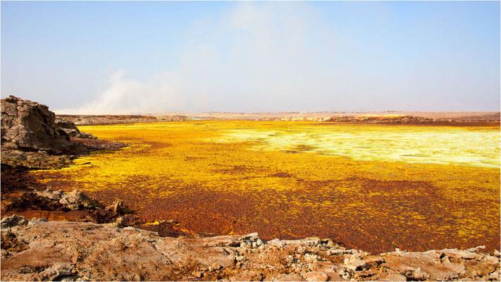 ETHIOPIE - Dépression du Danakil- Dallol 12