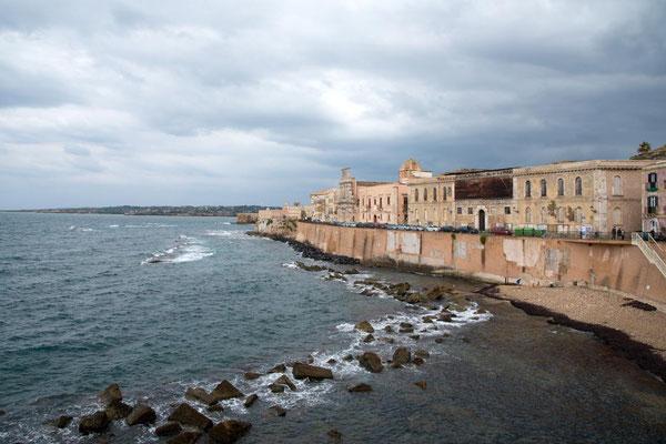 Siracuse 09 - Lungomare d'Ortigia